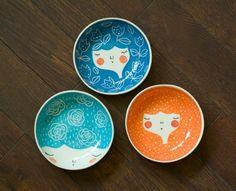 Dish faces
