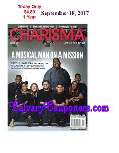 Charisma Magazine $4