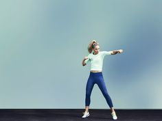 Fitness guru Natalie Uhling shares her top 3 rules to committing to a fitness routine. #goodsweat