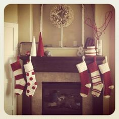 The Crochet Christmas Stocking on Etsy, $48.00