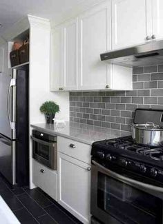 White kitchens, Cabinets and Kitchens