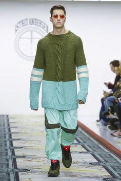 Astrid Andersen Menswear Fall Winter 2016 London