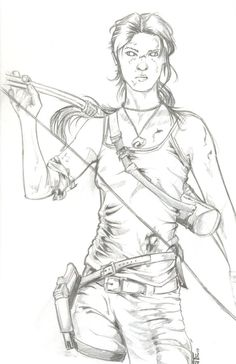 Tomb Raider Monday :) by csteoh.deviantart.com on @deviantART