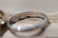 25 idées de phrases à graver sur vos alliances #alliance #phrase #idées #mariés #ideas #wedding #mariage #mode #bijoux #promesse