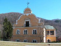 Netradičné kaštiele na strednom Slovensku, ktoré stoja za pozornosť – Sóda Tihanyovsky