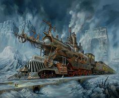 Steampunk Tendencies | Jarosław Jaśnikowski