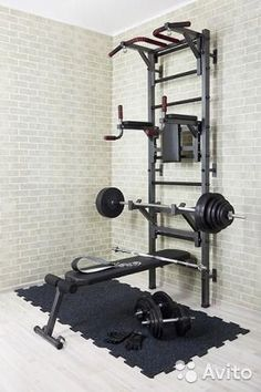 a look at the top home fitness center concepts from those of us that have e. Take a look at the top home fitness center concepts from those of us that have e.Take a look at the top home fitness center concepts from those of us that have e. Home Made Gym, Diy Home Gym, Gym Room At Home, Home Gym Decor, Best Home Gym, Home Gyms, Home Gym Garage, Basement Gym, Workout Room Home