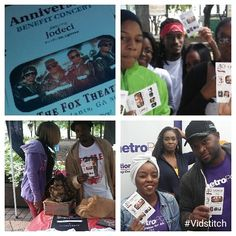 The Official Street Team of Atlanta! The Family Healthcare Centers of GA Annual Benefit Concert at The Fox Theatre Featuring Jodeci Benefit, Theatre, Health Care, Atlanta, Campaign, Fox, Baseball Cards, Street, Concert