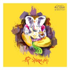 Attire wishing you and your family a very Happy Ganesh Chaturthi  #GaneshChaturthi #GaneshChaturthi2016 #Festival #Attire #Shubh #Fashion