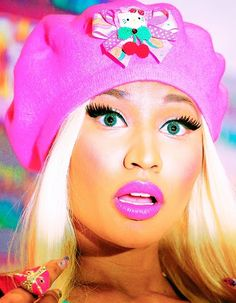 You mean? nick minaj byte xxx