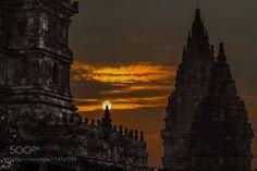Popular on 500px : Morning at Prambanan Temple by teguhsn