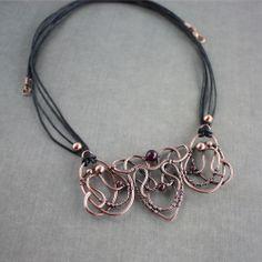 """Fantasy necklace """"Thea"""""""