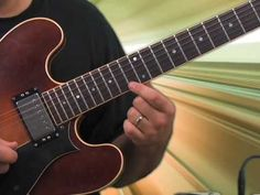Learn the Pentatonic Guitar Scale Solo and building speed