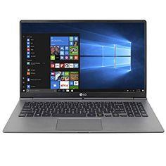 "LG gram 15Z970 i7 15.6"" Touchscreen Laptop (2017 - Dark Silver)"
