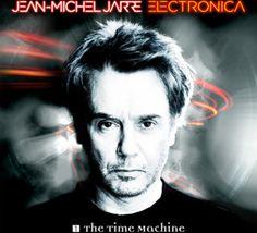 Le 1er volume du nouvel album de Jean-Michel Jarre sortira le 16 octobre