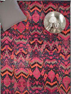 Fesselnd Teppich Liguria Mit Dem Angesagten Ikat Muster. #benuta #teppich #ethno #