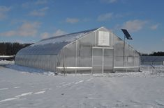 5 Steps to Grow Through The Cold In A Winter Greenhouse