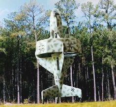 Экспериментальные самолеты Германии - Страница 2 - Военная техника - ВО-ФОРУМ