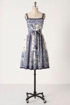 Catmint Dress