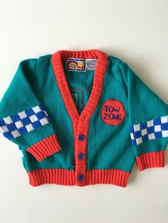 Vintage Teal & Red Cardigan for Toddler Boy with Tow Truck for sale here https://www.etsy.com/listing/267230018/vintage-teal-cardigan-sweater-with-tow?ref=shop_home_active_4