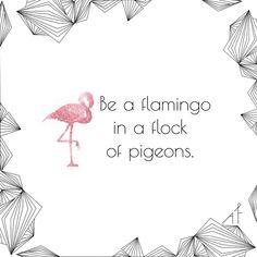 It's Monday...! #mondayquotes #afewjewels #flamingofeelings