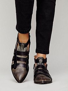 Free People Style-nine Ankle Boot at Free People Clothing Boutique