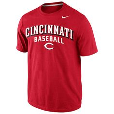 Cincinnati Reds Short Sleeve Away Practice T-Shirt 1.5 by Nike - MLB.com Shop