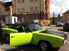 My dream car in my wedding<3