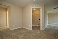 Loft and laundry room