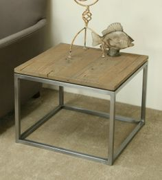 ET267: Mitchell Gold Graydon Side Table (4)