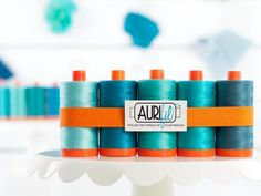 Aurifil 50wt Cotton Thread Easy Breezy Collection - https://diygods.com/products/aurifil-50wt-cotton-thread-easy-breezy-collection/