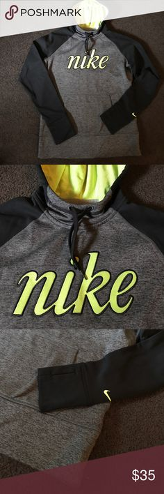NWOT Nike hoodie Thermal fit Nike hoodie fully lined with softness Nike Tops Sweatshirts & Hoodies