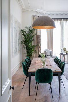35 Best DIY Farmhouse Table Plans for Your Dining Room - Room Design Elegant Home Decor, Elegant Homes, Interior Desing, Interior Decorating, Home Interior, Kitchen Interior, Home Design, Farmhouse Table Plans, Farmhouse Bed