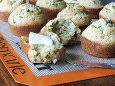 Savory Amaranth Herbed Muffins