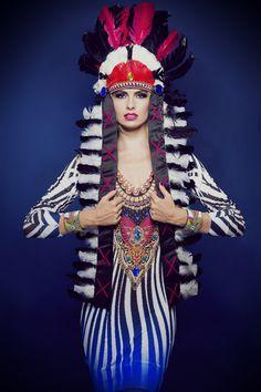 Adriana Abenia protagoniza la nueva colección Barbarella Otoño-Invierno 2014/2015 - http://www.femeninas.com/adriana-abenia-protagoniza-la-nueva-coleccion-barbarella-otono-invierno-20142015-2/