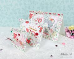 Card Shape of the Month – Flip Out Frame Card