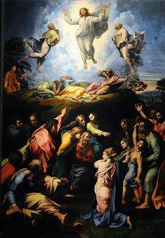 Musei Vaticani - Raffaello - Trasfigurazione