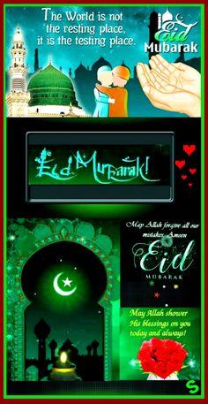 Eid Images, Eid Mubarak, Blessed, Christmas Ornaments, Holiday Decor, Poster, Art, Art Background, Christmas Jewelry