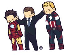Phil Coulson will not allow a Civil War. Everyone go to their rooms!
