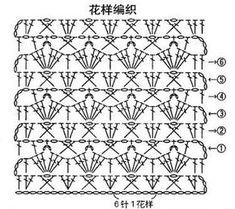 Lots of patterns Granny Square Crochet Pattern, Crochet Flower Patterns, Crochet Diagram, Crochet Stitches Patterns, Crochet Chart, Crochet Motif, Crochet Designs, Crochet Flowers, Stitch Patterns