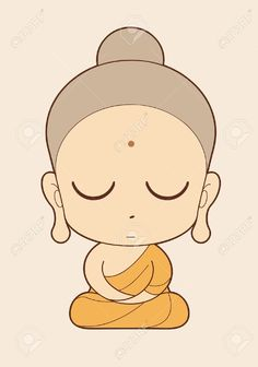 Buddhist Monk ,Vector Royalty Free Cliparts, Vectors, And Stock ...