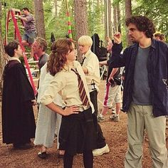 Behind the scenes of Prisoner Of Azkaban