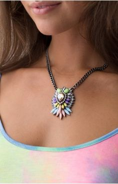 Bejewelled Necklace
