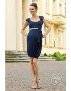 054b610a2dba6 A bit of class from 9 fashion Maternity. Stunning Calandra dress. Maternity  Nursing Dress