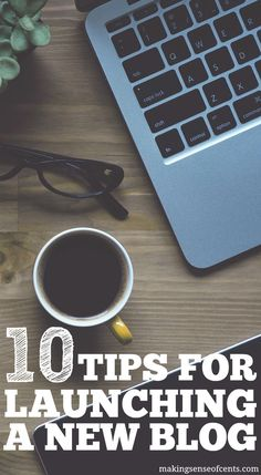 Starting a new blog is a lot of fun. However, you may have many questions about what to do next so that you can make money blogging, attract readers, and have a great blog. Here are my quick tips for a successful blog launch.