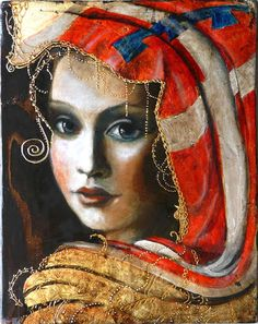 Alma mater by Angela Betta Casale. S)