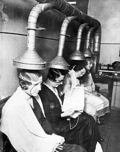 Hair Salon, Moscow, 1933