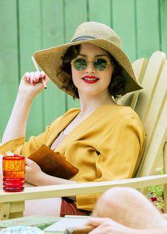 Holliday Grainger as Bonnie
