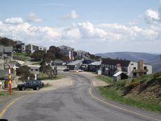 Mt Hotham alpine resort, Victoria, Australia Victoria Australia, Mountain, Country Roads, Life