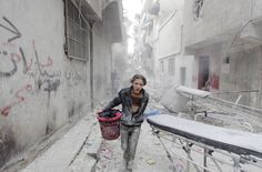 Dozens Of Airstrikes Hit Rebel-Held Aleppo In Syria | Huffington Post